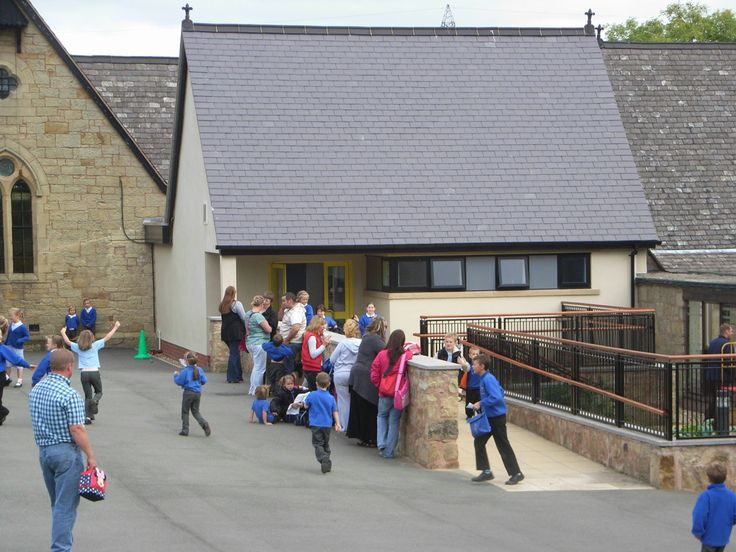 Remodelling & Extension to Minera Voluntary Aided Primary School