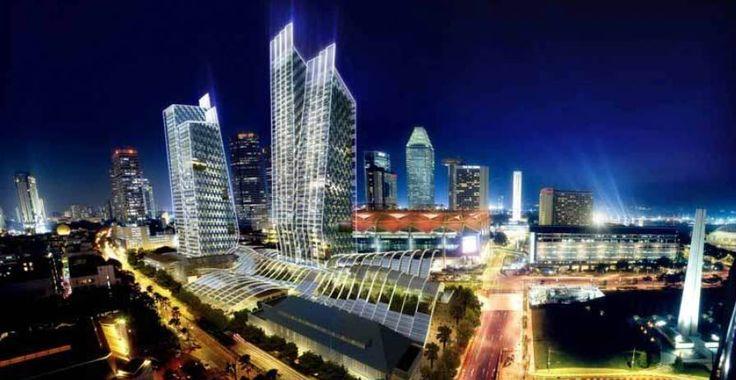 South Beach Residences Singapore