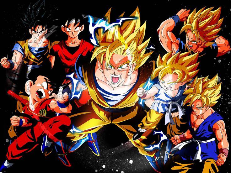 Goku Wallpapers Hd
