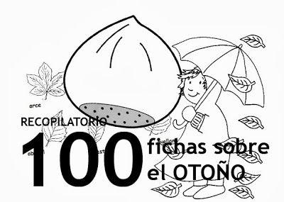 RECURSOS INFANTIL | 100 fichas sobre el otoño ~ La Eduteca