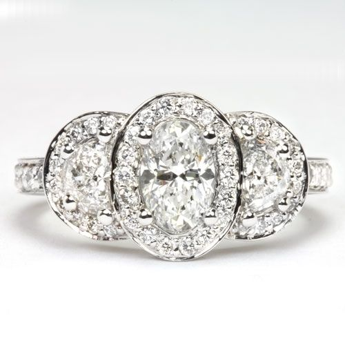 Best Custom Engagement Rings Chicago: 79 Best Images About Classic Engagement Rings On Pinterest