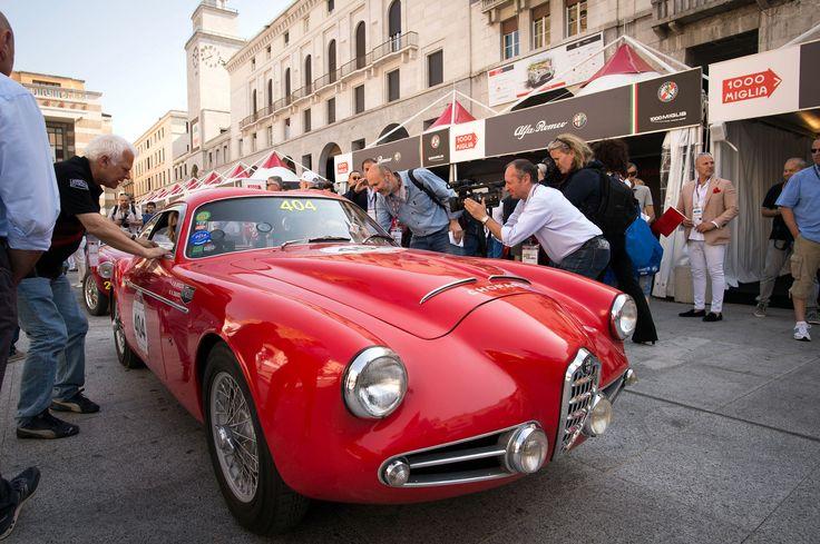 Alfa Romeo Mille Miglia 2015
