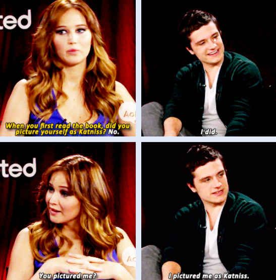 How To Tell If You Are Attracted To Josh Hutcherson lol..