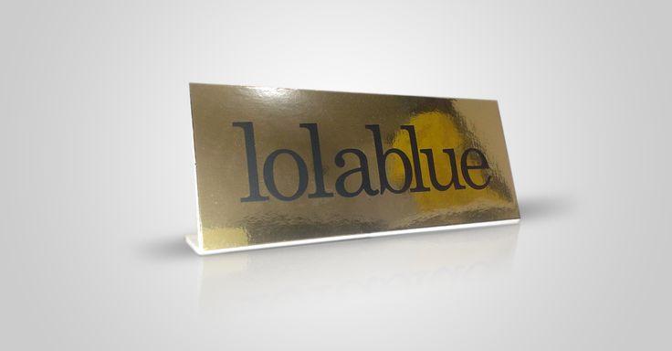 Lolablue serigrafía