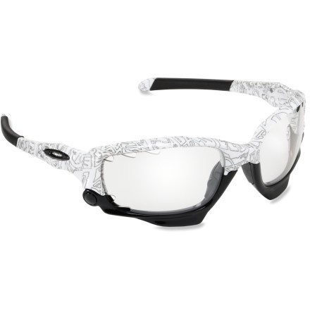 Oakley Racing Jacket Photochromic Sunglasses - Free Shipping at REI.com