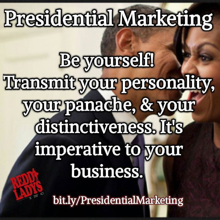 The past two #PresidentialElections should teach ALL of us business owners that marketing & branding is key to your business.  Like many great corporations #Obama & #Trump operated their campaign's marketing strategy as if they were running a business.  They gave American citizens #GREAT slogans that increased their popularity amongst voters.  They also took advantage of social media outlets. Trump did so by tweeting every day even if you didn't like him you were following him on #Twitter to…