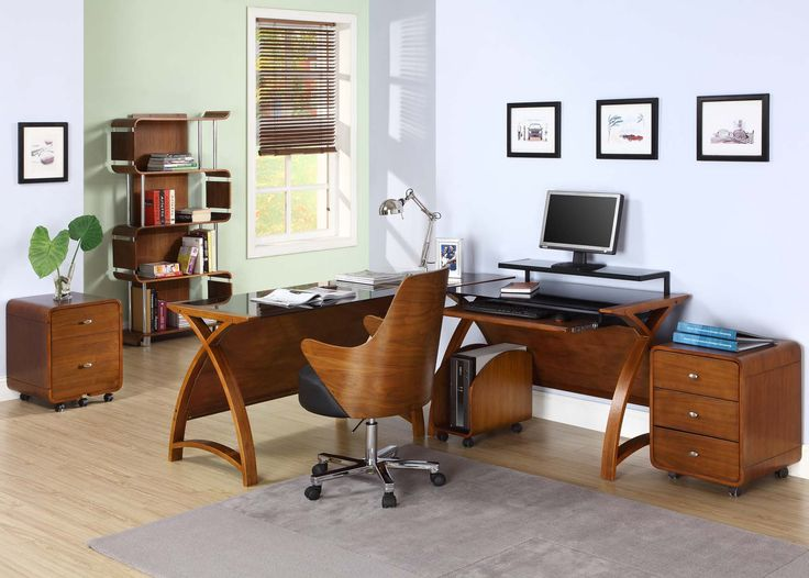 Elegant Home Office Tables U0026 Chairs Furnitures #KBHome