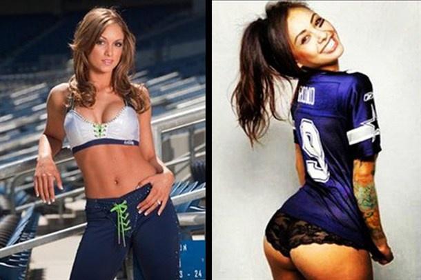 NFL Week Two: Cowboys Vs. Seahawks