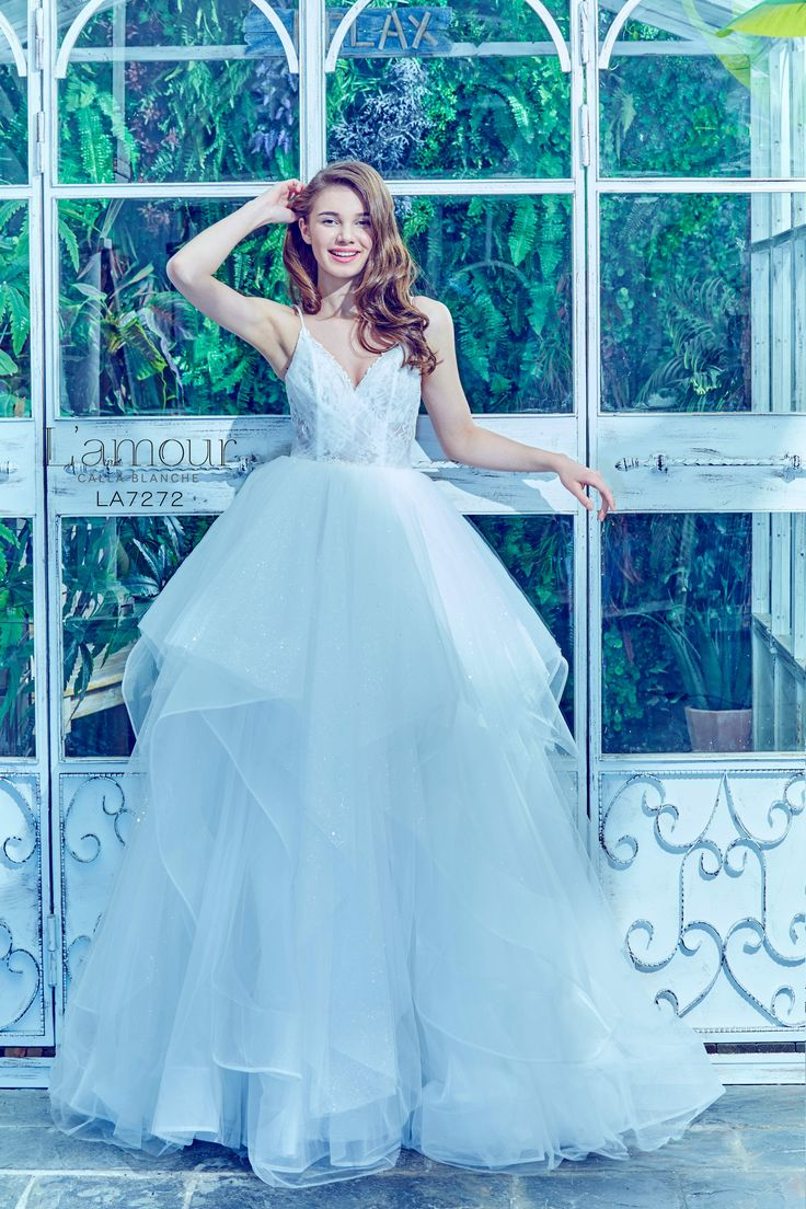 14 best L\'amour by Calla Blanche - Mia Grace Bridal images on ...