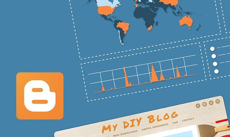 Blogger pe domeniu propriu si mail personalizat | GazduireEnterprise