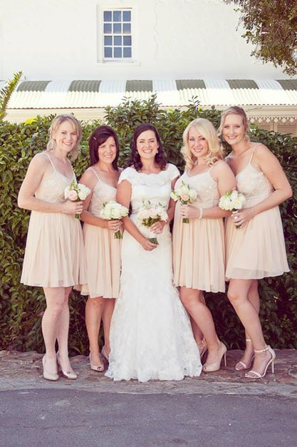 Rustic, Cute Wedding