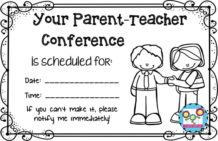 902 best aa-parent-teacher conference images on Pinterest