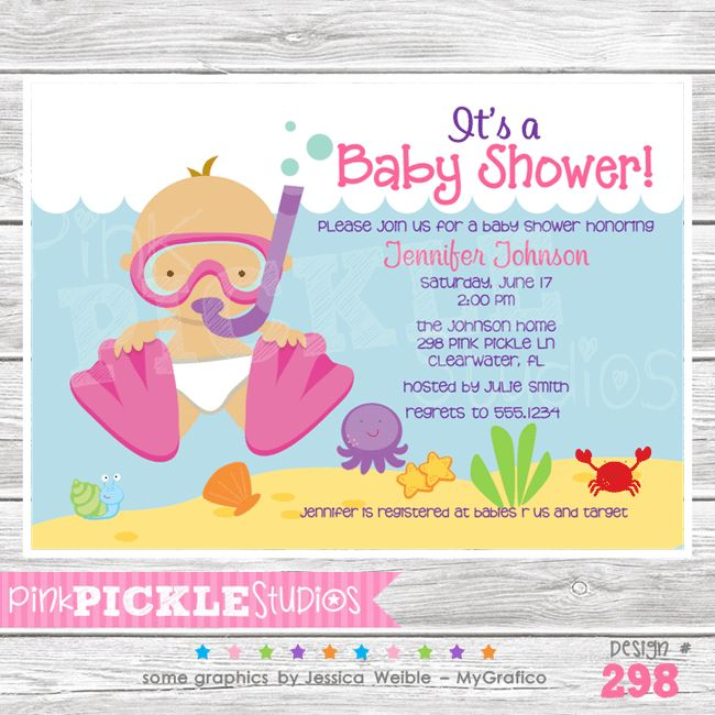 Baby Shower Pool Party Ideas pool party baby shower invitation summer baby shower coed baby shower invitation bbq baby q pool party invitation chalkboard girl Find This Pin And More On Little Swimmer Baby Shower Pool Party