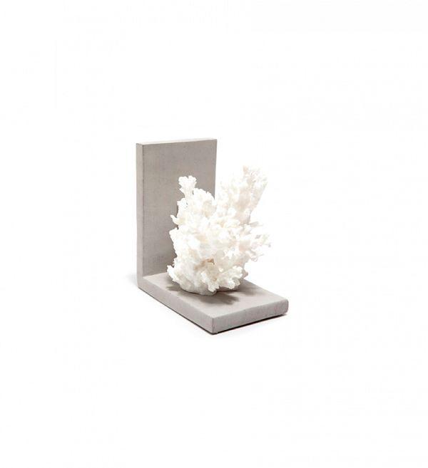 Zara Home Coral Bookend
