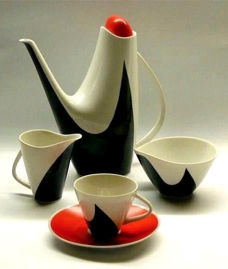 Jaroslav Ježek - Modernist Czech Pottery.