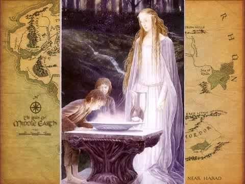 Rozhlasová hra Pán Prsteňov Spoločenstvo prsteňa 6. V Krajine Elfov