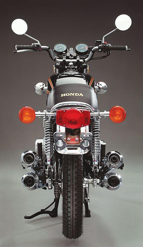 Caught within the Center: The 1977 Honda CB550Okay – Basic Japanese Bikes