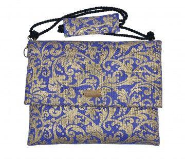 Torba na laptop model: Violet Baroque