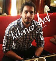 Entre montones de libros: Entrevista a Federico Axat
