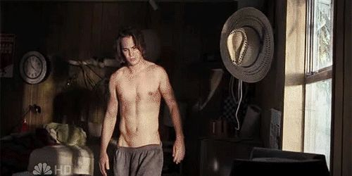 He's hot when he wakes up | 22 Reasons Why Tim Riggins Is The Perfect Boyfriend