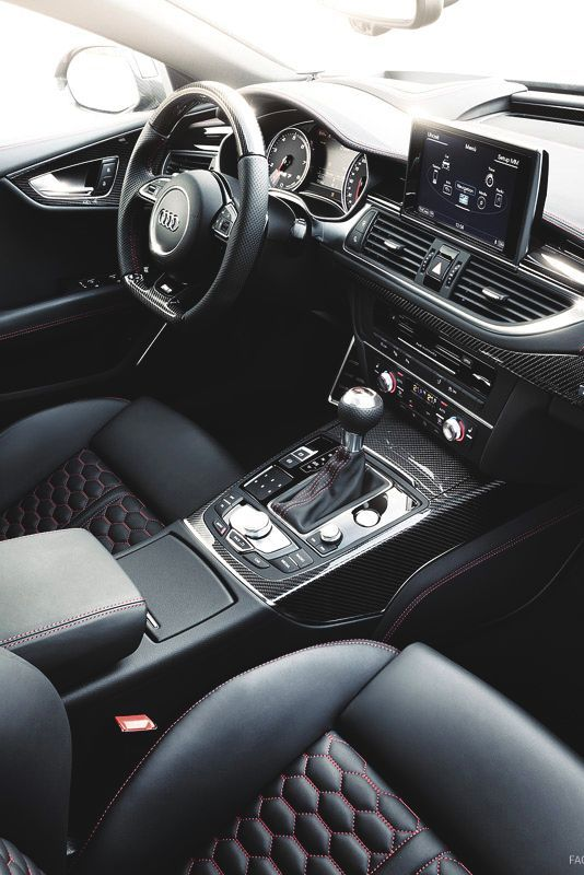 Car Porn - 'Back in Black'  I was thinking about driving the 458 today. The color that came in mind was black, so here are the most awesome & expensive rides, back in black! #Cars #Audi #Interior