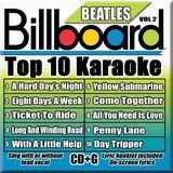 Billboard Top 10 Karaoke: The Beatles, Vol. 2 [CD]