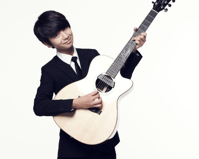 Love guitar like Sungha Jung