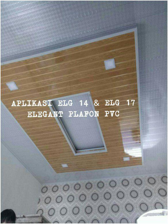 Plafon Pvc Minimalis
