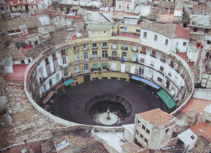 #Escondites de #Valencia, la #PlazaRedonda http://www.guias.travel/blog/una-plaza-con-magia-en-valencia/ & http://www.hotelesvalencia.es/