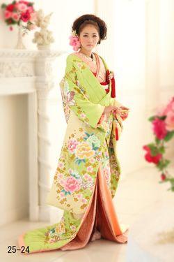 #Japanesekimonoweddingdress