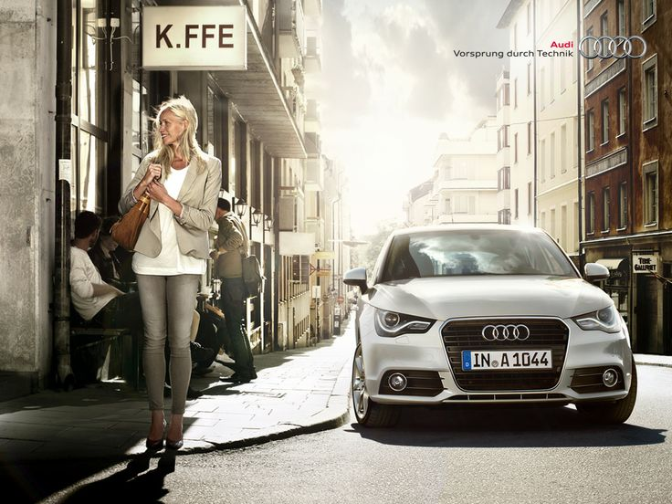 #AudiA1 #Sportback #Audi #A1 #white #bianca #city