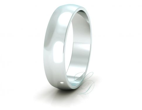 ALEX - Stylish Wedding Ring FOR HIM - LucyDiamonds.cz