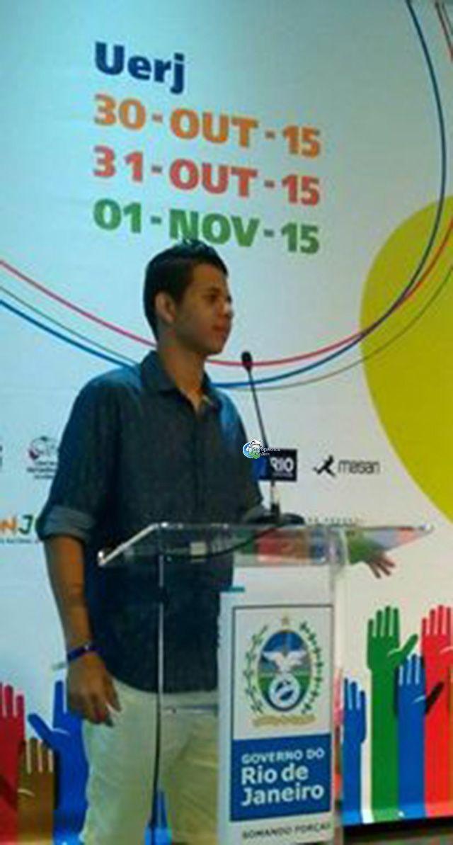 Seropédica Participa da 3° Conferencia Estadual da Juventude do Rio de Janeiro