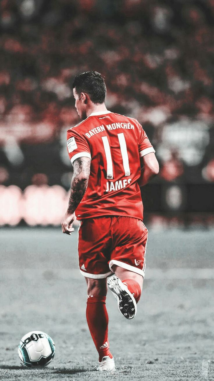 JAMES - BAYERN