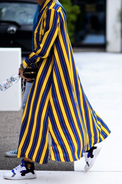 These stripes are everything.