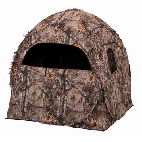 Other Home Telephones: New Ameristep Doghouse Blind Realtree Xtra Am-1Rx2s010 BUY IT NOW ONLY: $71.59