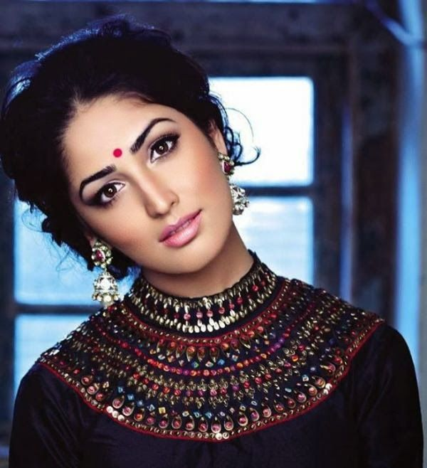 The Bride's Lookbook: Yami Gautam for Hello! India - November 2013