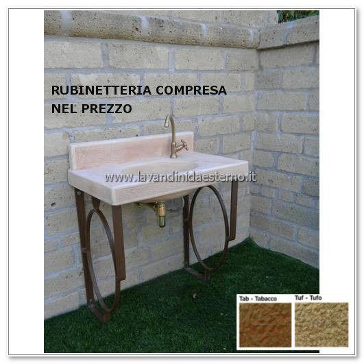 Lavandini da esterno nonna ines aq3200rok tab lavabi - Lavandini da esterno ...