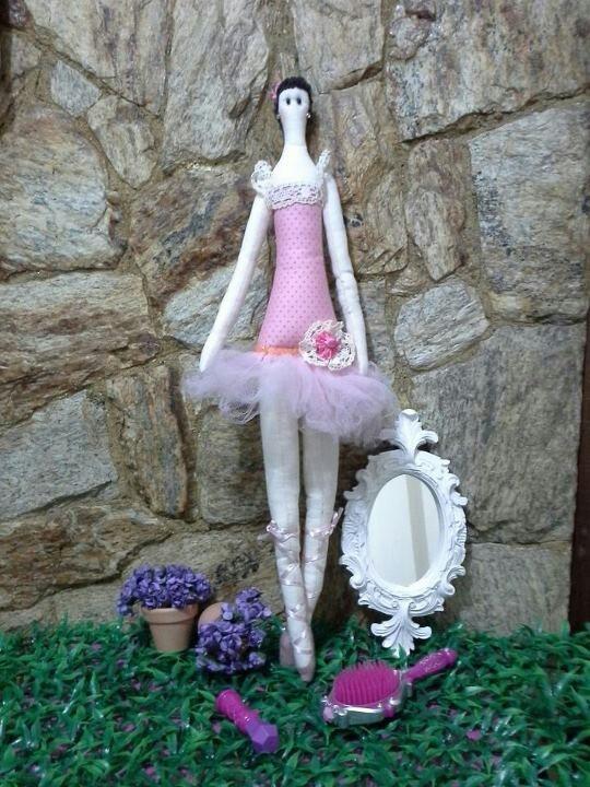 Tilda bailarina