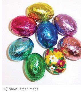 125 best easter eggs and gift ideas images on pinterest easter foiled stock chocolate novelties and sport balls to suit any occasion available either by the case or packaged in mesh nets negle Image collections