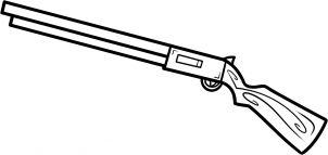 Easy Shotgun Shell Drawing