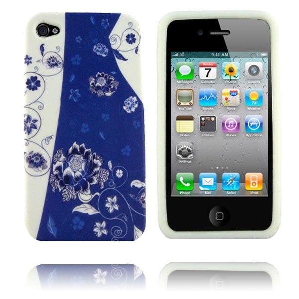 Plaquette (Design 2) iPhone 4 Deksel