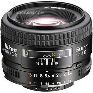 GREAT FOR WEDDING PHOTOGRAPHY! Nikon 50mm F/1.4D AF Nikkor Lens #wedding #photography #lens