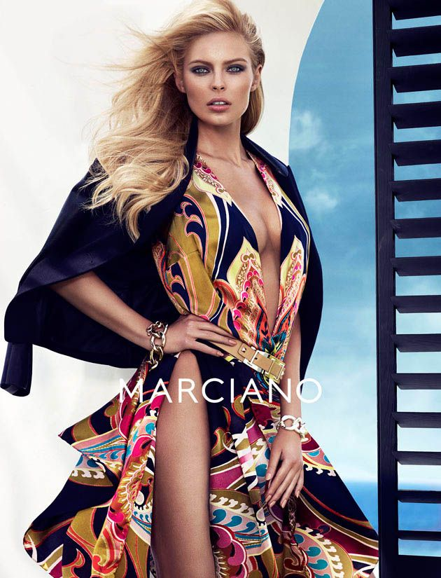 guess marciano fw2 Hunter & Gatti Shoot Guess by Marcianos Glam Fall 2013 Campaign