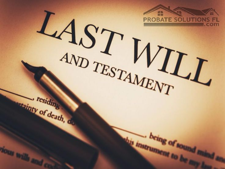 how to find a lost will and testament