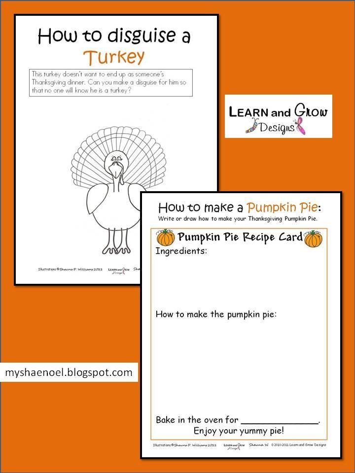 My Thanksgiving Drawing and Activity Book for Children