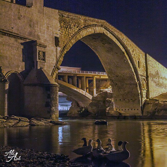 Malabadi Bridge #Diyarbakır #Turkey