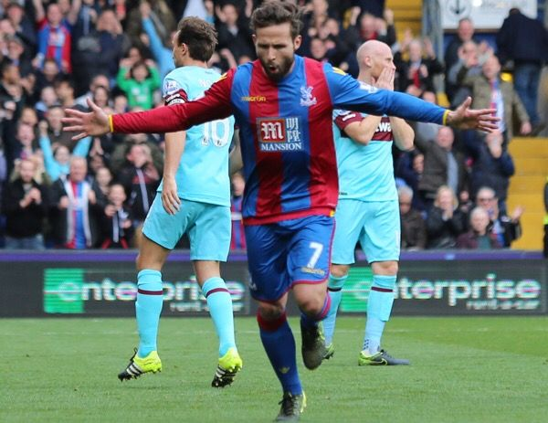 Yohan Cabaye suffers calf injury-Dr. Parekh = Crystal Palace midfielder Yohan Cabaye with a calf injury. Depending on the severity, could miss two to six weeks. Rehabilitation, therapy, and…..