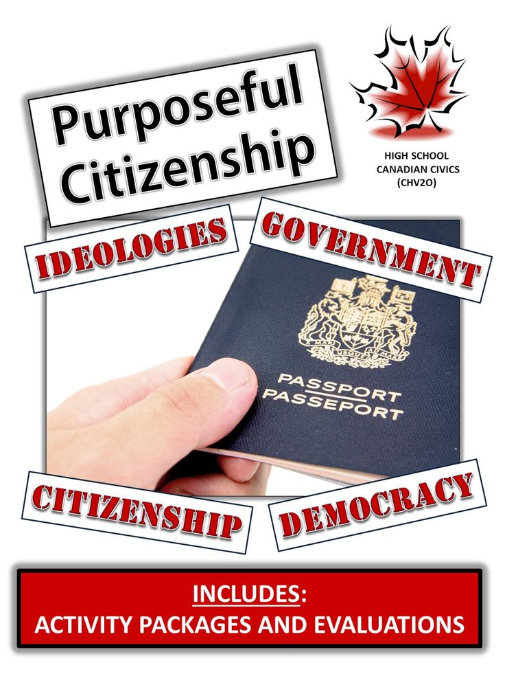 An engaging unit focusing on ideologies, systems of government and Canadian democracy.