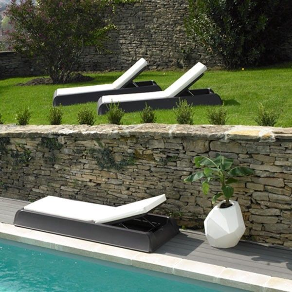 17 best ideas about chaise longue piscine on pinterest - Chaises longues piscine ...